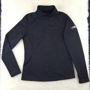 The North Face Womens Quarter Zip Jacket Sz S
